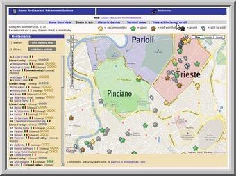 Google maps mashup, PHP and Javascript