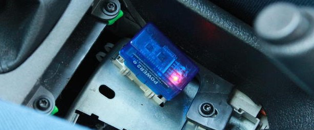 setting up an OBD2 Bluetooth adapter