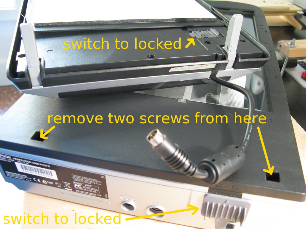 Epson perfection 4490 software